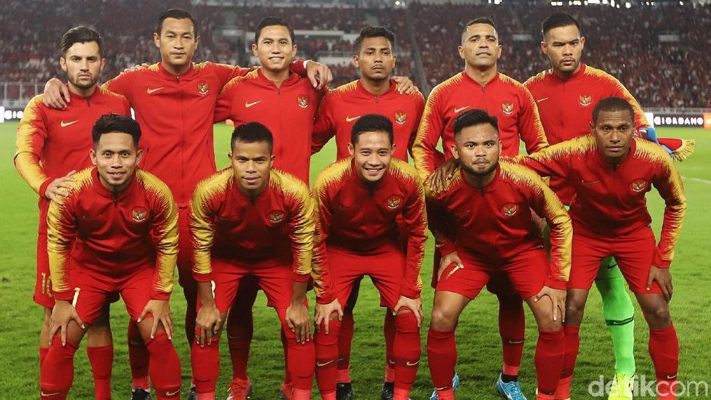 Jersey Timnas Indonesia dari Masa ke Masa