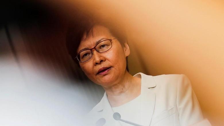 Redam Kekerasan, Pemimpin Hong Kong Janjikan Dialog dengan Masyarakat
