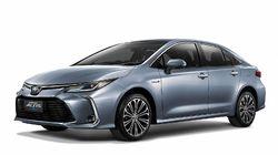 Ada Mobil Baru Toyota Bakal Meluncur Siang Ini, Nih Bocorannya