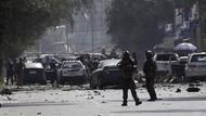 Bom Taliban Meledak di Dekat Kedubes AS di Kabul, 10 Orang Tewas