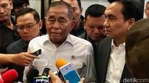 Isu Prabowo Jadi Menhan, Ryamizard: Dia Tujuannya Presiden