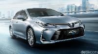 Toyota Corolla Altis 2019.