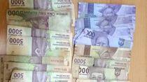 Uang Palsu Berbahan Pewarna Makanan Beredar di Minahasa Utara