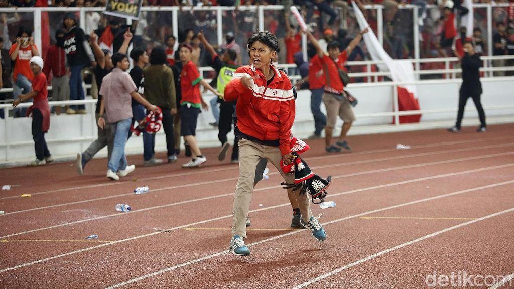 Pelatih Timnas U-22 Malaysia: PSSI Tak Belajar dari Insiden Sebelumnya