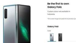 Galaxy Fold Harus Diperlakukan dengan Hati-hati