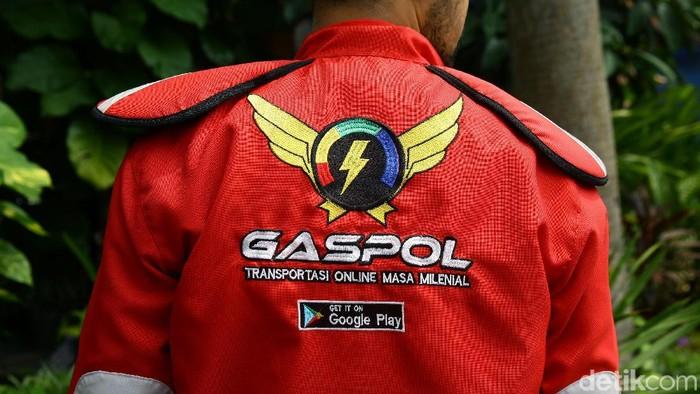 Seragam Gaspol. Foto: Muhammad Ridho