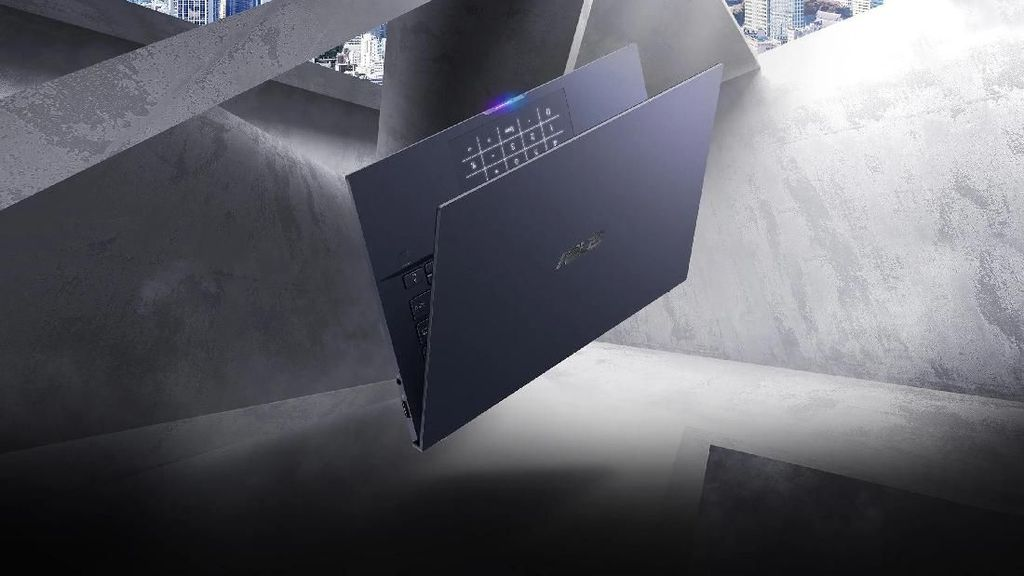 AsusPro B9 Diklaim Laptop Bisnis Paling Ringan di Dunia