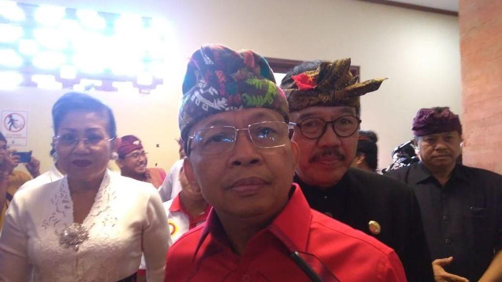 Gubernur Bali Minta Jonan Setop Proyek Listrik di Lahan Sakral