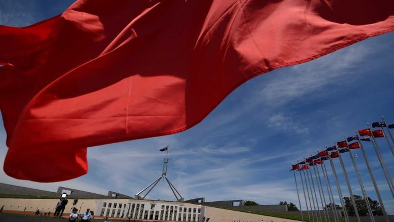 Bos Intelijen Sebut Intervensi Asing di Australia Sangat Membahayakan