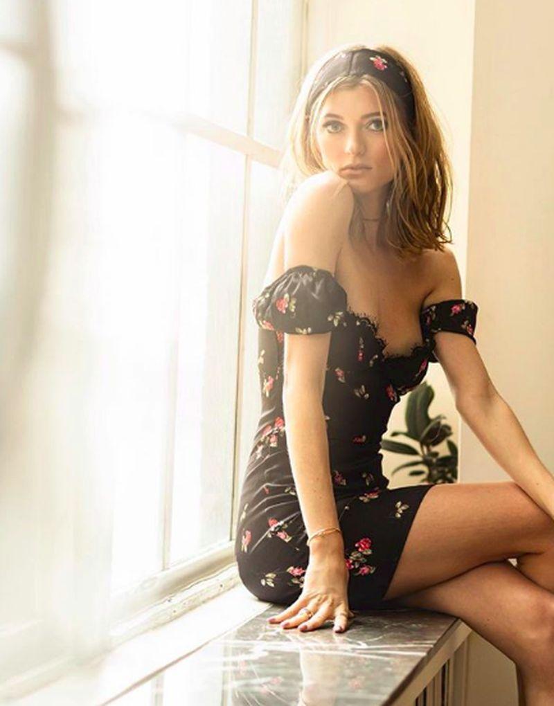 Namanya Sophie Sumner, model cantik asal Oxford, Inggris. (sophiesumner8/Instagram)
