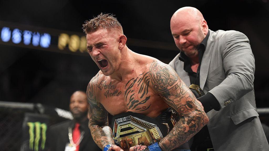 Diet Sehat Petarung MMA Dustin Poirier, Penantang Khabib Nurmagomedov