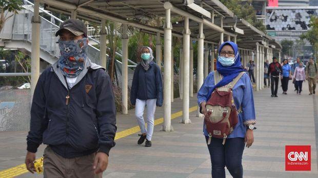 Muhadjir: Tidak Perlu Pakai Masker, Kecuali Punya Duit Banyak