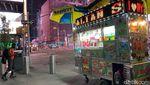 Melihat PKL di Trotoar New York yang Jadi Rujukan Anies