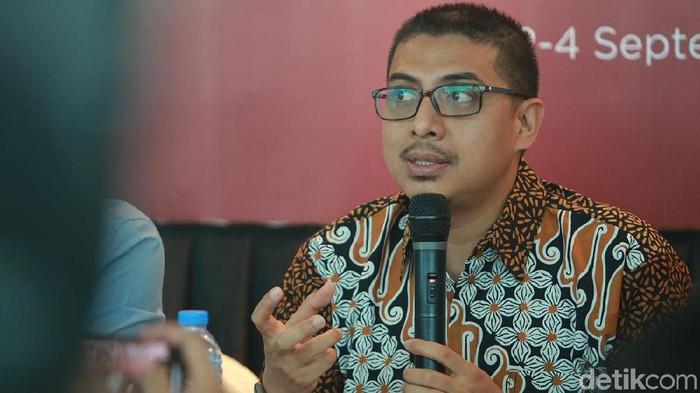 Pakar Hukum Tata Negara UGM Zainal Arifin Mochtar (Foto: Ari Saputra/detikcom)