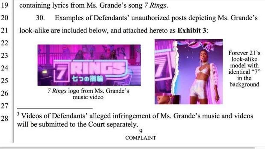 Astaga, Ariana Grande Tuntut Brand Ini Sebesar Rp 143 M
