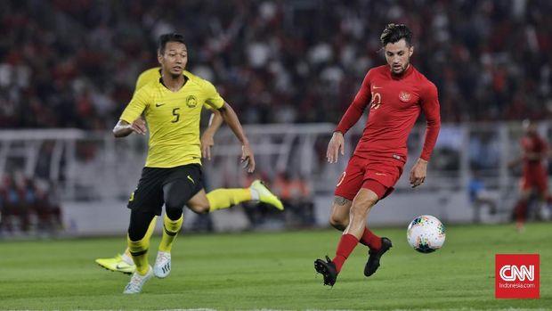 Timnas Indonesia dua kali kalah dari Malaysia di Kualifikasi Piala Dunia 2022.