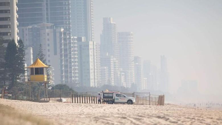 Belum Musim Panas, Kebakaran Telah Melanda Queensland Australia