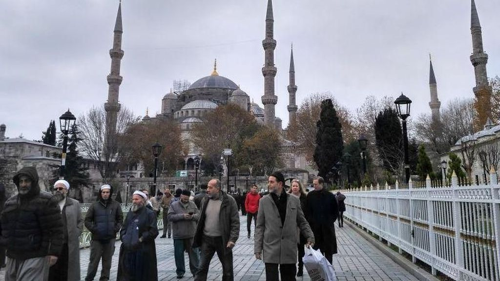 Istanbul yang Eksotis