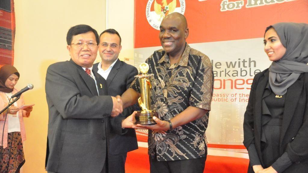 Dubes RI Samakan Slogan Presiden Tanzania dengan Pesan Kerja Jokowi