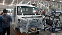 60% Komponen Mobil Esemka Sudah Dibuat Dalam Negeri