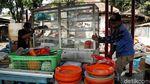 Loksem Nasi Kapau yang Dulu Diresmikan Djarot Kini Direlokasi