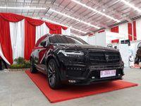 SUV berlabel 'Armored by Esemka'