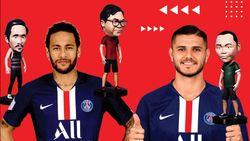 Drama Transfer, Icardi Terusir dan Neymar yang Terjebak