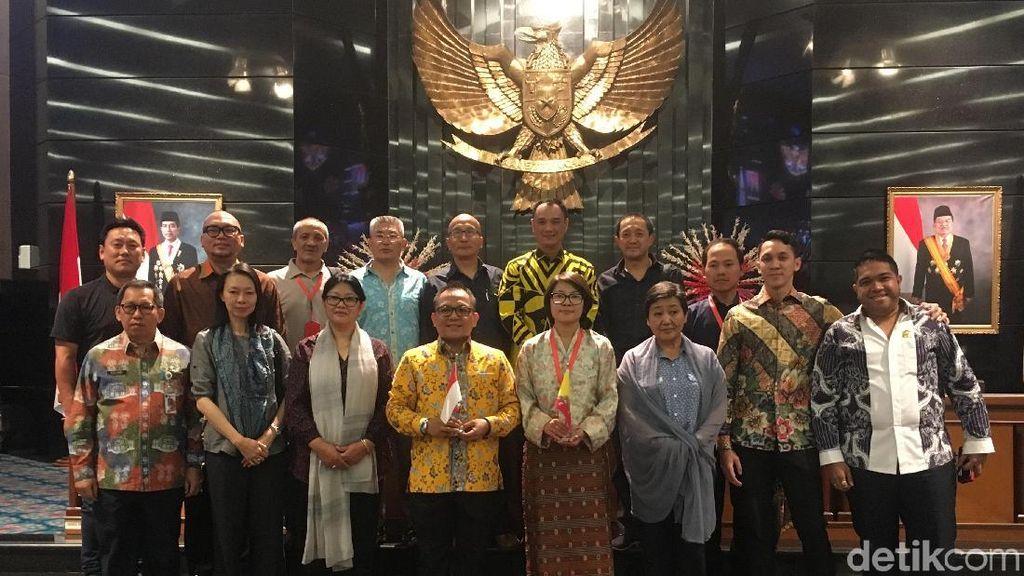 Belajar Demokrasi, Parlemen Bhutan Berkunjung ke DPRD DKI