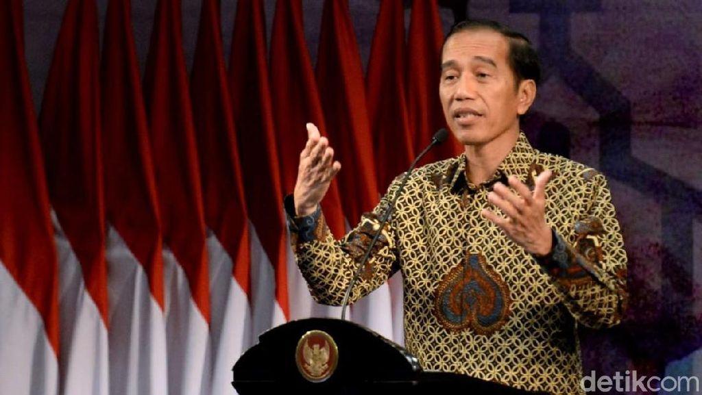 Jokowi: Katanya Kritik, tapi Tak Bisa Bedakan dengan Menghina
