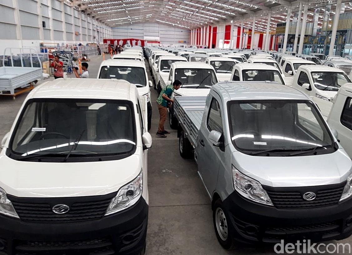 PT Solo Manufaktur Kreasi (SMK) akhirnya resmikan pabriknya di daerah Boyolali, Jateng. Pabrik itu nantinya akan memproduksi mobil-mobil Esemka.