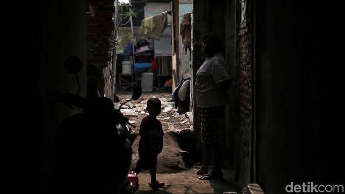 Kampung kumuh, foto untuk keperluan ilustrasi. (Foto: Pradita Utama)