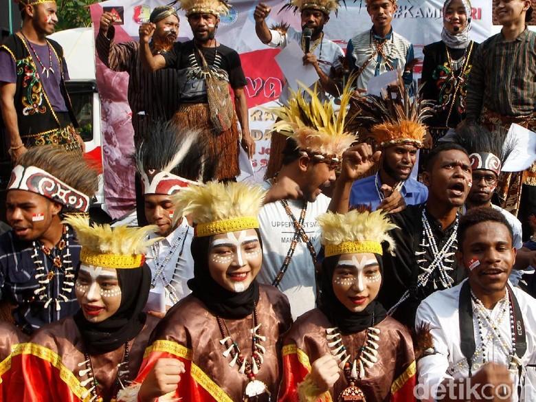 Mengenal Sejarah Papua yang akan Dibuatkan Istana oleh Jokowi