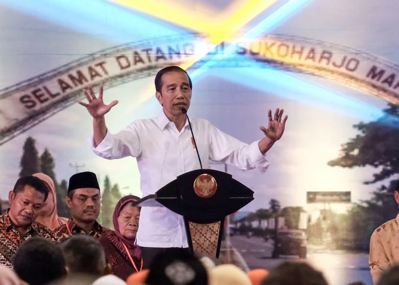 Jokowi: Sedih Saya Ada Konflik, Apalagi karena Masalah Etnis-Agama