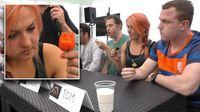 5 Lomba Makan Cabai Seper Ekstrem, Ada yang Sambil Berendam Air Cabai