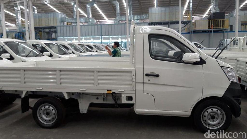 Tahun 2013 Prabowo Pesan 10 Mobil Esemka, Jadi Beli?