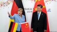 Aktivis Hong Kong Minta Angela Merkel Angkat Isu HAM di China