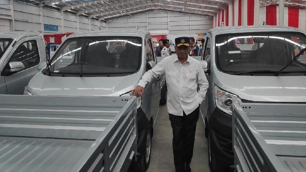 Menhub Bangga Esemka Rilis Mobil: Cocok Bagi Warga Pedesaan