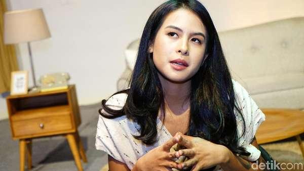 Maudy Ayunda Ikutan Pamit dengan Goodbye