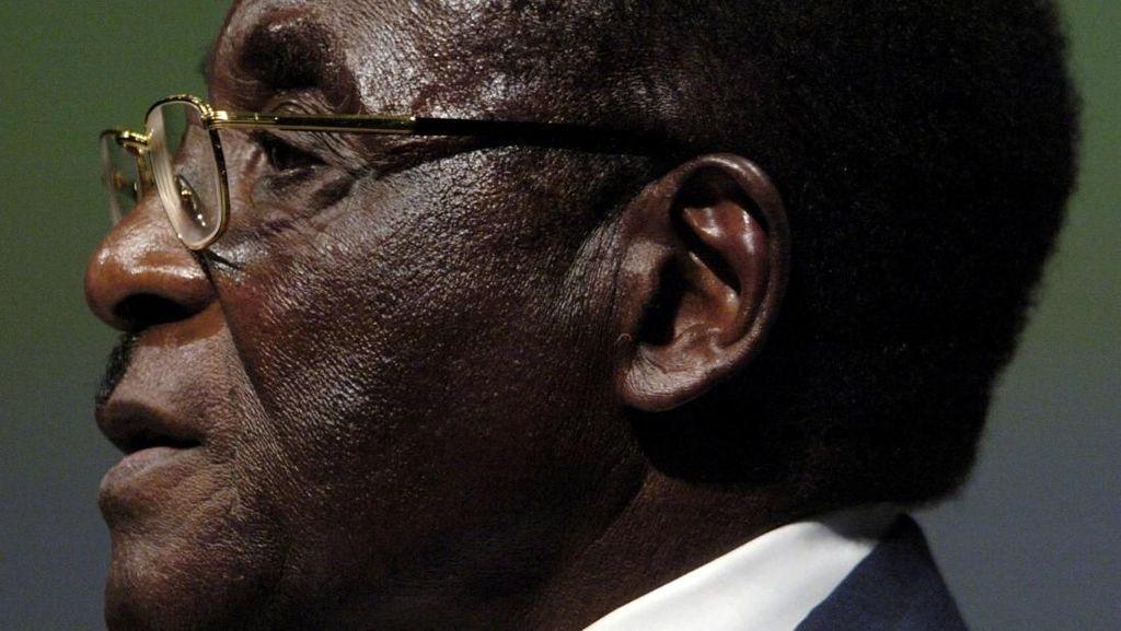 Meninggal di Usia 95, Eks Presiden Zimbabwe Robert Mugabe Sakit Apa?