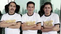 Groginya Para Pemain Warkop DKI Reborn Jelang Mega Premiere