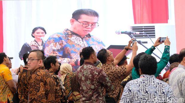Di Depan Jokowi, Bos Esemka: Kami Bukan Mobil Nasional