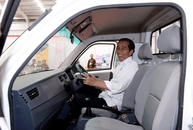 Presiden Bisa Pakai Mobil Esemka?