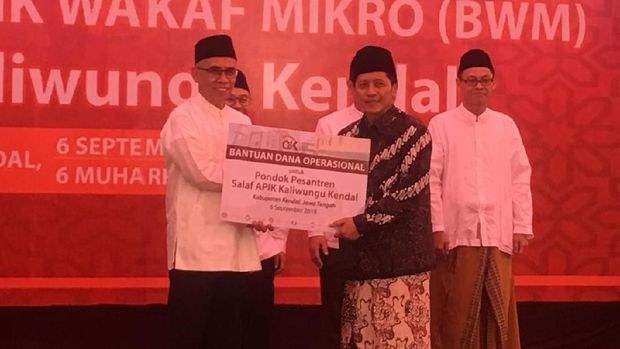 Jateng Tambah Lagi Bank Wakaf Mikro Bermargin 3%