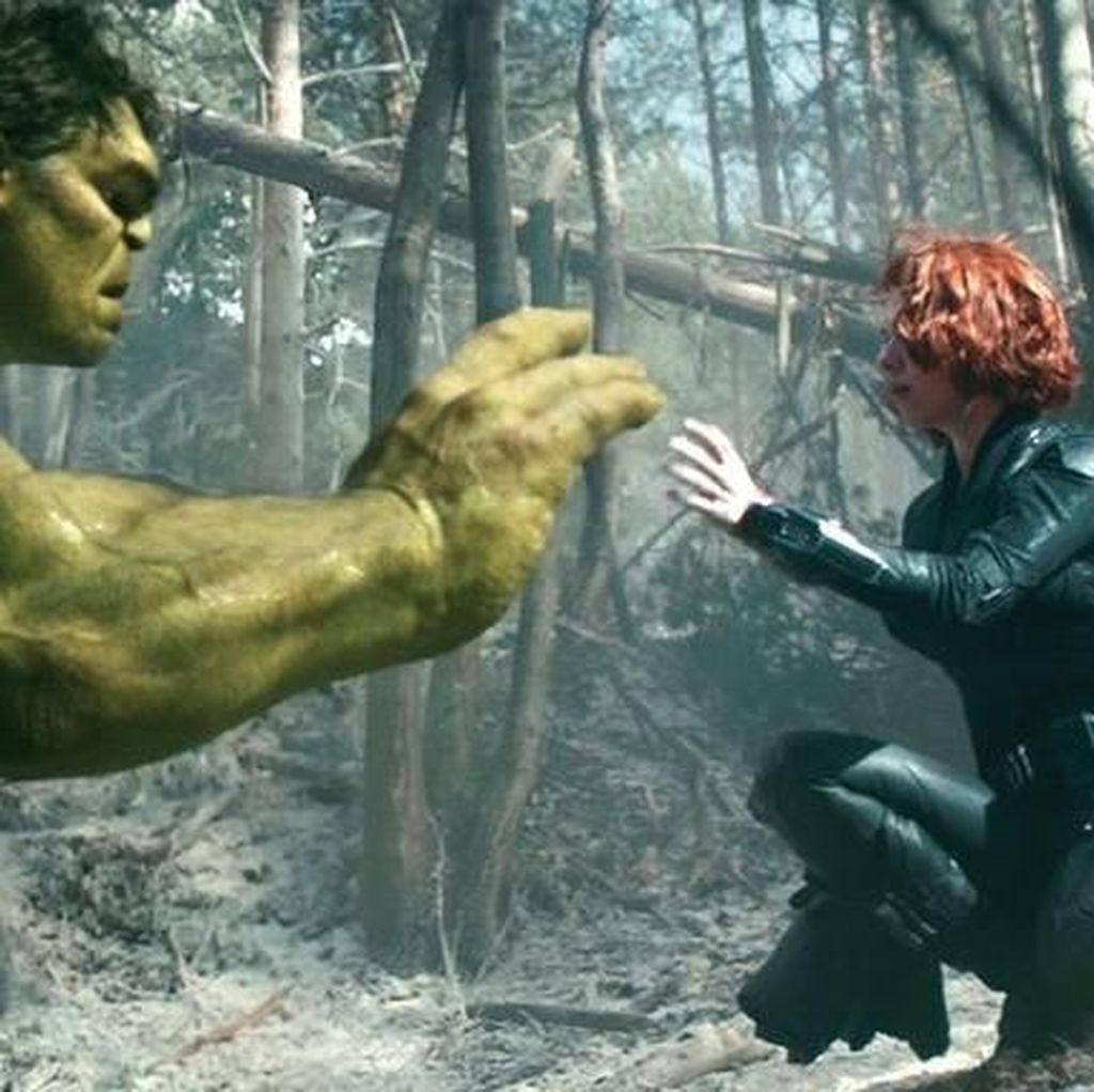 Meski soal Superhero, Film Marvel Tak Kalah Hidup dan Emosional