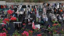 PKL di Jalanan Senen Diusulkan Tempati Kios Pasar yang Ada