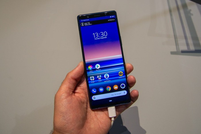 Sony Xperia 5. Foto: Trusted Reviews