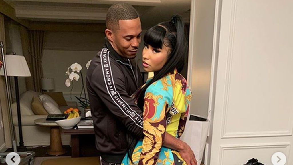 Nicki Minaj Hamil, Ini Kenneth Petty Suaminya yang Jadi Pelaku Perkosaan