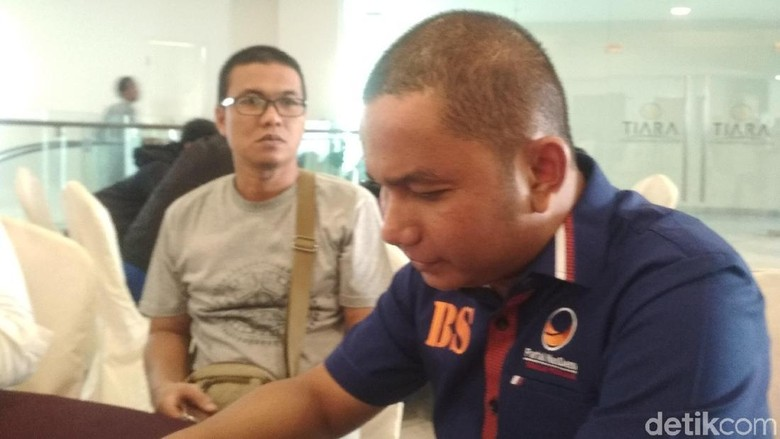 Masuk Radar Pilwalkot Medan Bareng Menantu Jokowi, Ini Kata Bupati Tapteng