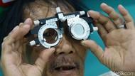 Pemeriksaan Mata Gratis untuk Warga Jelambar
