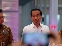 Jokowi Permudah Ekspor Mebel ke AS
